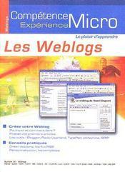 Competence Micro ; Les Weblogs - Intérieur - Format classique