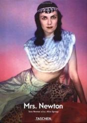 Mrs newton - Couverture - Format classique