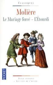 le mariage forc ltourdi couverture format classique - Le Mariage Forc Rsum