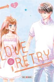 Vente  Love & retry T.2  - En Hanaya - En Hanaya