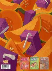 Lou t.4 ; idylles - 4ème de couverture - Format classique
