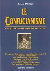 Confucianisme - Intérieur - Format classique