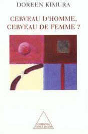 Cerveau d'homme, cerveau de femme ? - Intérieur - Format classique