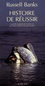 Histoire De Reussir - Couverture - Format classique