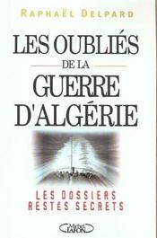 Les oublies de la guerre d algerie - Intérieur - Format classique