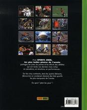 Sports 2006 ; Les Plus Belles Photos De L'Annee - 4ème de couverture - Format classique