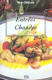 Entrees Chaudes - Intérieur - Format classique