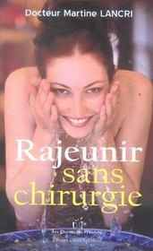 Rajeunir Sans Chirurgie - Intérieur - Format classique