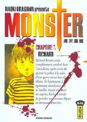 Monster t.7 ; richard - Intérieur - Format classique