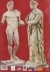 Carte Archeologique De La Gaule T.84/1 ; Vaison-La-Romaine Et Ses Campagnes - 4ème de couverture - Format classique