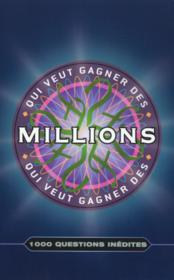 Qui Veut Gagner Des Millions - Couverture - Format classique