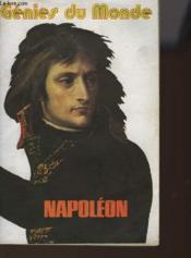 Genies Du Monde - Napoleon La Politique Et La Guerre - Couverture - Format classique