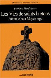 La vie des saints bretons durant la haut moyen âge - Intérieur - Format classique