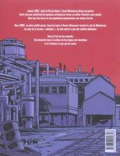 Noir Metal - 4ème de couverture - Format classique