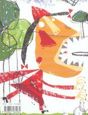 Contes Infantiles - 4ème de couverture - Format classique