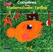 Comptines pour mademoiselle tartine - Intérieur - Format classique