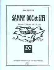 Sammy doc et fifi - Couverture - Format classique