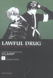 Lawful drug t.1 - Couverture - Format classique