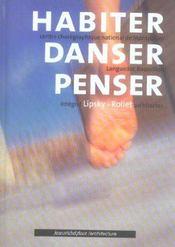 Habiter, danser, penser - Intérieur - Format classique