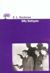Billy Bathgate - Intérieur - Format classique