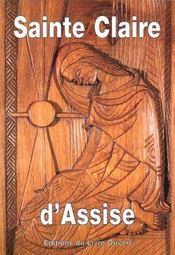 Sainte Claire D' Assise - Intérieur - Format classique