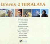 Breves d'himalaya - Couverture - Format classique