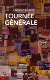 Tournée générale - Couverture - Format classique