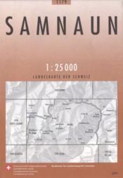 Samnaun ; 1:25 000 - Couverture - Format classique