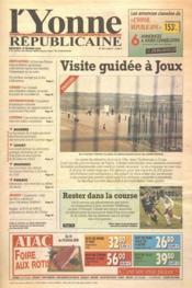 Yonne Republicaine (L') N°39 du 16/02/2000 - Couverture - Format classique