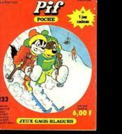Pif Poche N°233 - Couverture - Format classique