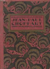 Jean-Paul Chopaprt - Couverture - Format classique