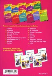 Immunopathologie Module 8 - 4ème de couverture - Format classique