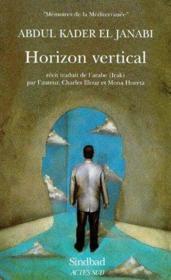 Horizon vertical - Couverture - Format classique
