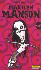 Marilyn Manson De A A Z - Intérieur - Format classique