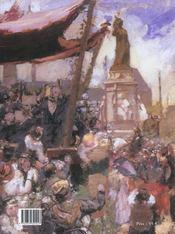 Paris Republicain ; 1871-1914 - 4ème de couverture - Format classique