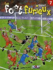 Les foot furieux t.7 - Intérieur - Format classique