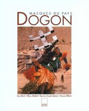 Masques du pays Dogon - Intérieur - Format classique
