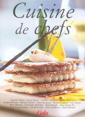 Cuisine De Chefs - Intérieur - Format classique