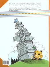 Les fonctionnaires t.1 ; métro dodo dodo - 4ème de couverture - Format classique