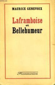 Laframboise Et Bellehumeur. - Couverture - Format classique