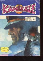 Kamikaze - Bimestriel N°10 - Couverture - Format classique