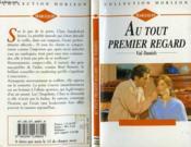 Au Tout Premier Regard - Swette Valentine - Couverture - Format classique