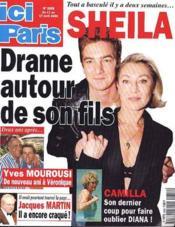 Ici Paris N°2858 du 11/04/2000 - Couverture - Format classique