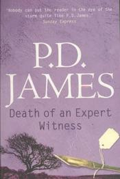 Vente livre :  Death of an expert witness  - Phyllis Dorothy James