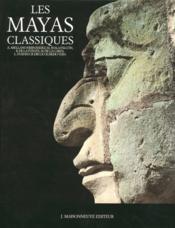 Les mayas - Couverture - Format classique