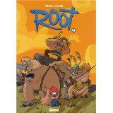 Root t.1 ; la horde de la loose - Couverture - Format classique