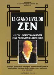 Le Grand Livre Du Zen - Intérieur - Format classique