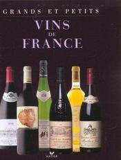 Grands et petits vins de france ; edition 2002 - Intérieur - Format classique