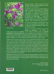 T1 plantes du midi arbres arbustes plantes grimpantes - 4ème de couverture - Format classique