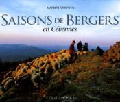Saisons De Bergers En Cevennes - Couverture - Format classique